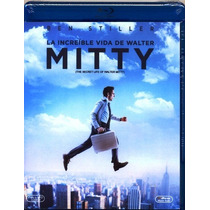 La Increible Vida De Walter Mitty Pelicula En Blu-ray