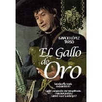 Dvd Cine Mexicano El Gallo De Oro Ignacio Lopez Tarso Tampic