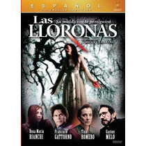 Dvd Cine Mexicano Moderno Las Lloronas Fco. Gattorno Tampico
