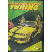 Los Mejores Eventos Tuning. Formato Dvd. Coleccion Autos
