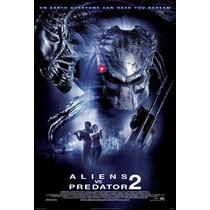 Aliens Vs Depredador 2 Dvd Envio Gratis Seminuevo