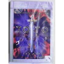 Toto Greatest Hits Live And More, Concierto, Dvd Multiregion