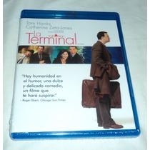 La Terminal - Blu-ray Clasico De Steven Spielberg