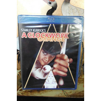 Blu Ray Stanley Kubrick A Clockwork Orange Import Usa Movie