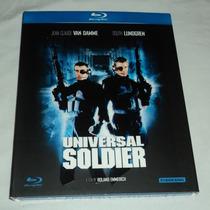 Soldado Universal - Bluray Importado Clasico Van Damme
