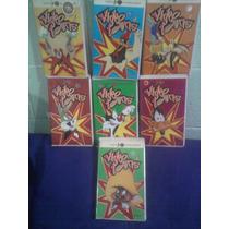 Lote 7 Cassets Beta Looney Tunes Caricaturas Caja De Lujo