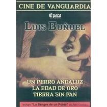 Dvd Original Las Hurdes Tierra Sin Pan Luis Buñuel Edad Oro