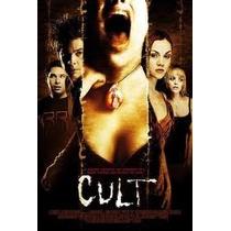 Cult Culto Sangriento Dvd Excelente Envio Gratis