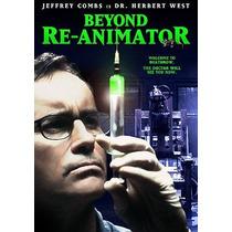 Beyond Re-animator Pelicula Dvd Gore Zombie Culto