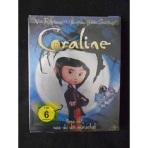 Coraline Y La Puerta Secreta Bluray Steelbook Limited Editio