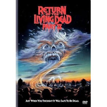 Return Of The Living Dead 2 Pelicula Dvd Zombie Horror