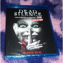 El Titere - Dead Silence - Bluray Importado Usa Terror