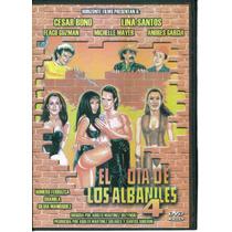 El Dia De Los Albañiles 4. Lina Santos Y Flaco Guzman. Dvd