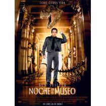 Una Noche En El Museo Dvd Envio Gratis Seminuevo