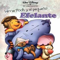 Winnie Pooh Y El Pequeño Efelante En Disney Dvd
