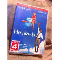 Hechizada - Bewitched - Nicole Kidman - Will Ferrel Dvd