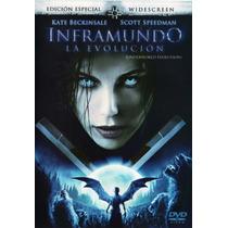 Inframundo La Evolucion Dvd Seminuevo Envio Gratis