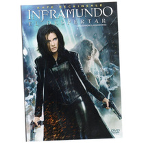 Inframundo El Despertar Kate Beckinsale, Dvd