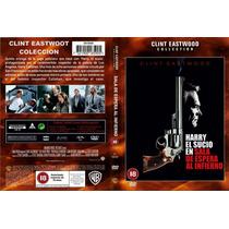 Dvd Harry El Sucio Sala De Espera Al Infierno Clint Eastwood