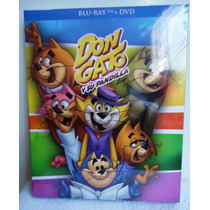 Don Gato Y Su Pandilla Blu Ray + Dvd + Descarga Digital Nuev