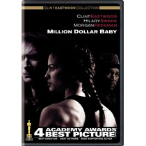 Golpes Del Destino Million Dollar Baby Dvd Excelente Estado