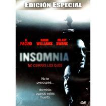 Dvd Insomnia ( Insomnia ) 2002 - Christopher Nolan