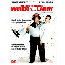 Dvd Yo Los Declaro Marido Y... Larry ( 2007 ) - Dennis Dugan