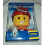 The Lego Movie 3d - Bluray 3d + 2d + Dvd Limited Edition Usa