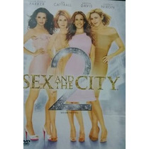 Sex And The City 2. Formato Dvd. Nueva Y Original.