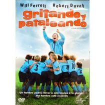 Dvd Gritando Y Pataleando (kicking & Screaming) 2005 - Jesse