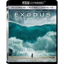 Exodus - Exodo: Dioses Y Reyes - Bluray Ultra Hd 4k + Bluray