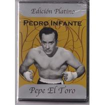 Dvd Pepe El Toro Original 50 Aniversario Entrega Inmediata!
