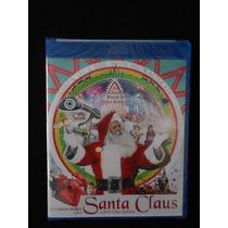 Santa Claus Bluray Nuevo Película Mexicana Clásico Navidad