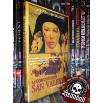 Dvd La Comunidad De San Valentin Nunsploitation Erotico Gore