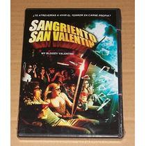 Sangriento San Valentín Dvd My Bloody Valentine Dvd