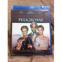 Relaciones Peligrosas - Glenn Close John Malkovich Bluray