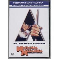 Dvd Naranja Mecanica Dir. Stanley Kubrick