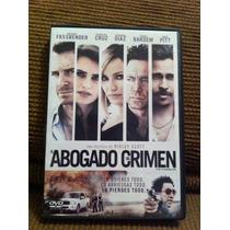 El Abogado Del Crimen - Brad Pitt Michael Fassbender - Dvd