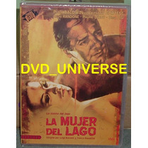 Cinema Giallo: La Mujer Del Lago. Dvd Europeo. Subtítulos.