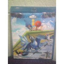 Blu Ray Rio 1 Pixar Walt Disney Caricatura Anime Manga