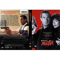 Dvd Karate Duro Dificl De Matar Hard To Kill Steven Seagal