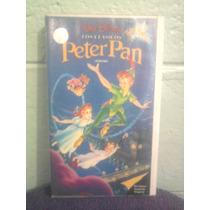 Vhs Película Peter Pan 1a. Edición Anime Walt Disney