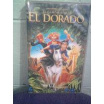 Vhs El Dorado Anime Manga Walt Disney Dreamworks
