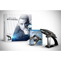 Star Trek Into Darkness Limited Edition Gift Set 3d + Br Dvd