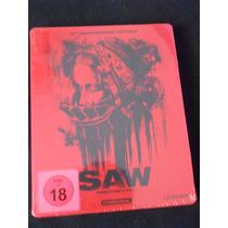 Saw El Juego Macabro Bluray Steelbook Limited Edition Aleman