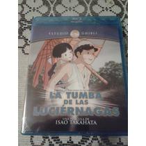 La Tumba De Las Luciernagas Estudio Ghibli Bluray Original