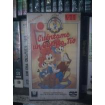Vhs Pajaro Loco 1 Cuentame Un Cuento Caricatura Walt Disney