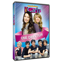 Icarly Con One Direction , La Pelicula , Disco En Dvd