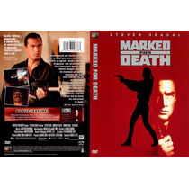 Dvd Marcado Para La Muerte Marked For Death Steven Seagal