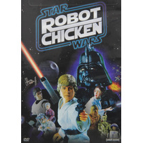 Robot Chicken : Star Wars Pelicula , Adult Swim En Dvd